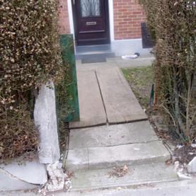 Réparation de clôture :