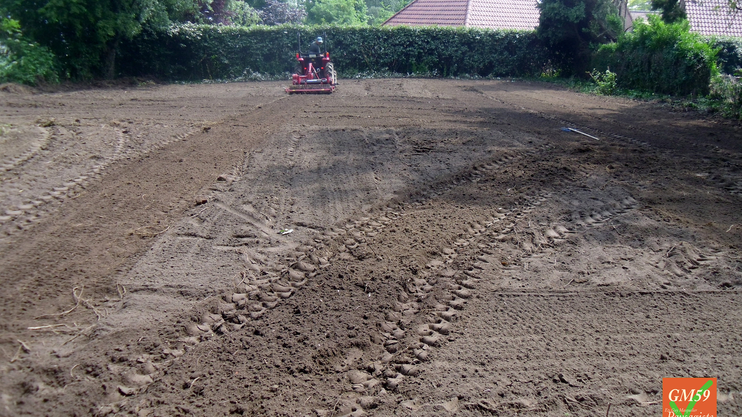 Labourer votre jardin :