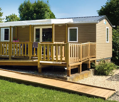 Terrasse Mobil-Home