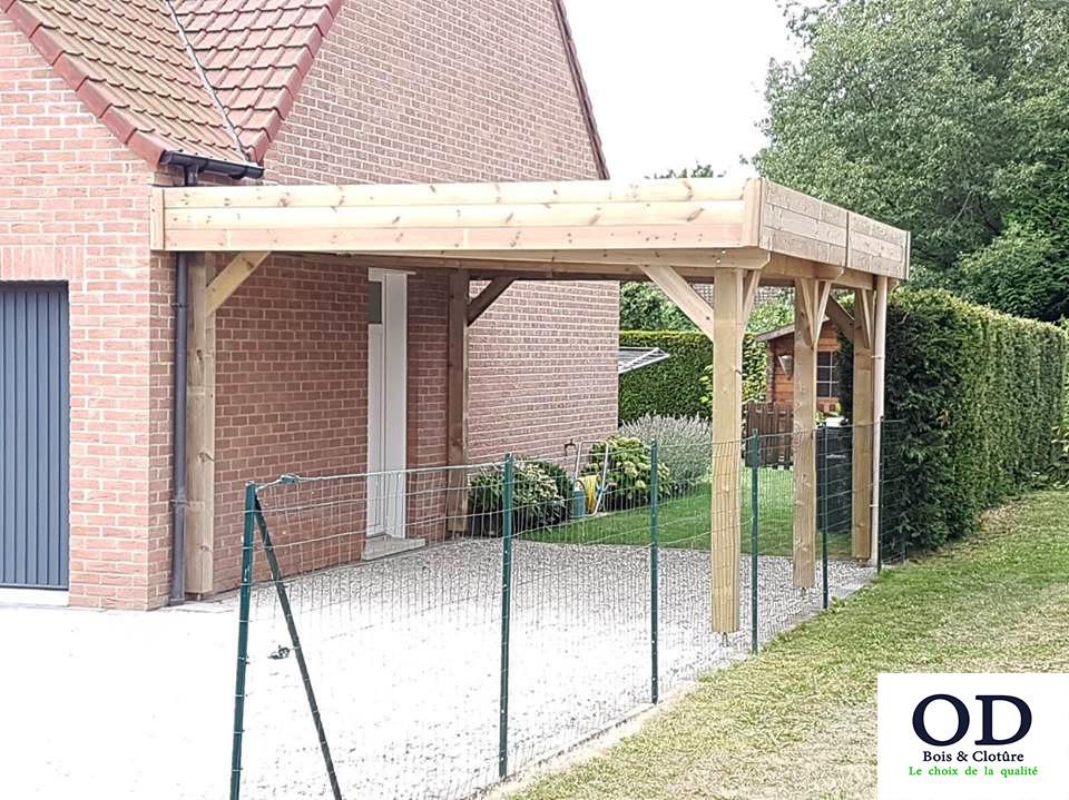 Situé au cœur des Flandres, OD Bois & Clôture conseil, organise et installe votre aménagement extérieur dans la région Nord-Pas-de-Calais. La qualité de nos produits est importée du Nord de l'Allemagne.