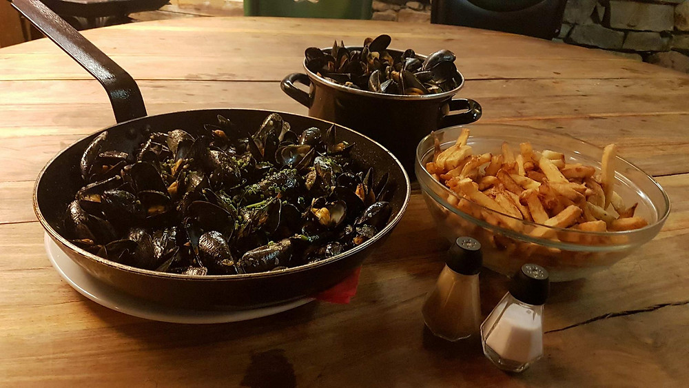Moules Frites !
