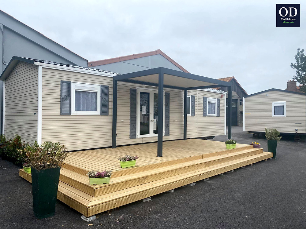 Mobil-home RAPIDHOME ELITE