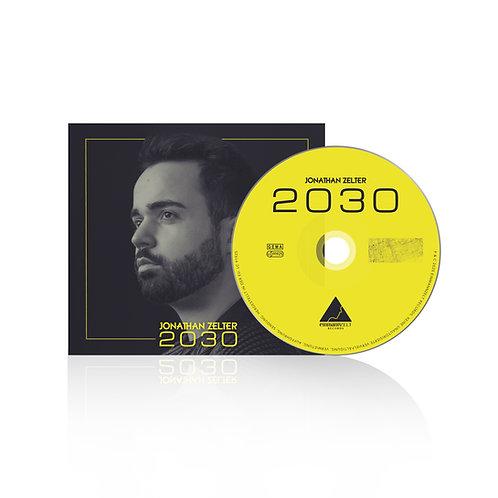 "Album ""2030"" (CD) | verfügbar ab 11.12.2020"