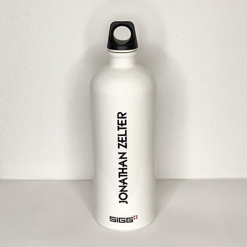 "SIGG Trinkflasche Traveller 1L ""Jonathan Zelter"""