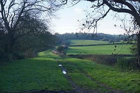 Upper Morehay Lane, Beyond Orchard Lane