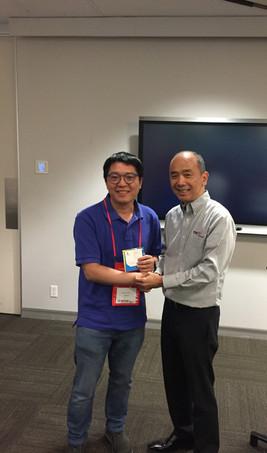 Congratulations to Man Choi Kwan, he won a $100 gift card!