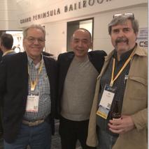 Donald, Phil and Jon Haley