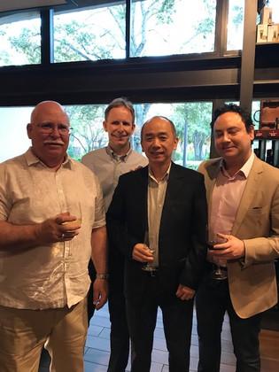 Matt, John, Phil and Ryan
