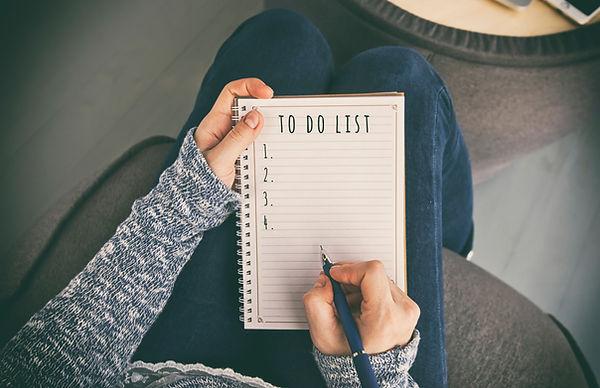 moving to senior community checklist