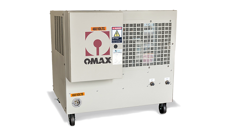 OMAX チラーシステム