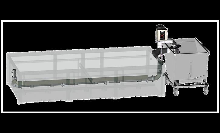 VS-SRS 固形物除去システム