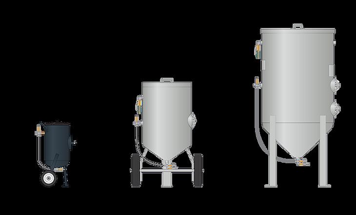 研磨材供給システム