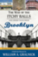 88GRALNICK - Itchy Balls Book Cover PROO