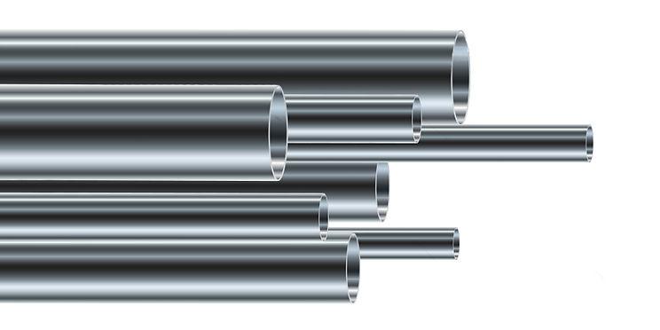 stock-vector-set-of-steel-or-aluminum-pi