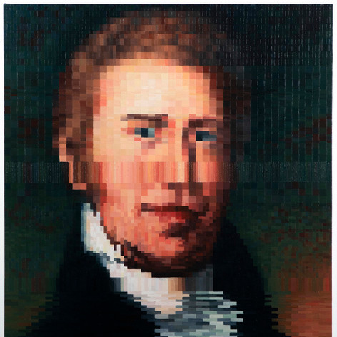Clark (after Charles Wilson Peale)