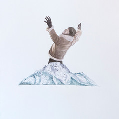 Rocky IV and Mt. Moran
