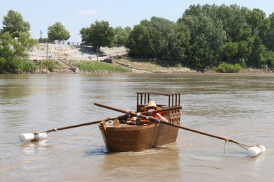 Daunting Courage with Snacks on the River (June 10th