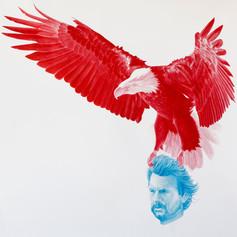 Red Eagle, Blue John Dunbar