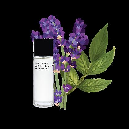 Body Spray 100ml - Green Leaf & Iris