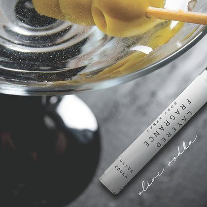 Body Spray 10ml - Olive Vodka Special Offer
