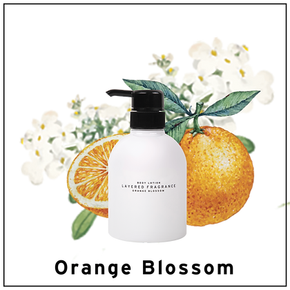 Body Lotion - Orange Blossom