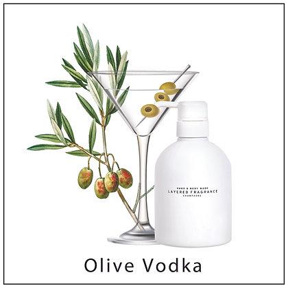 Hand & Body Wash - Olive Vodka