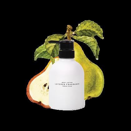 Body Lotion - Fresh Pear