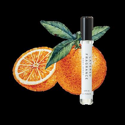 Body Spray 10ml - Aria Citrus