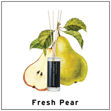 Diffuser 100ml - Fresh Pear