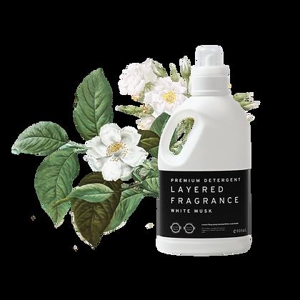 Premium Detergent - White Musk