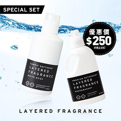 Detergent and Softener Summer Special Set