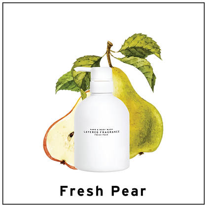 Hand & Body Wash - Fresh Pear