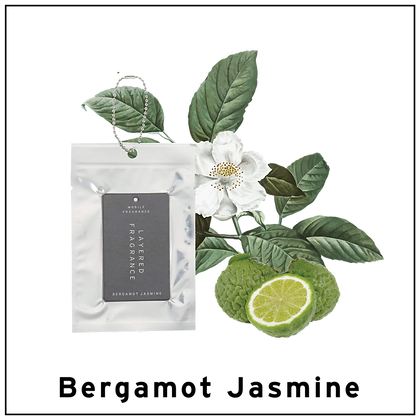 Mobile Fragrance - Bergamot Jasmine