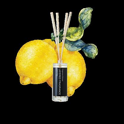Diffuser 100ml - Lemon Peel