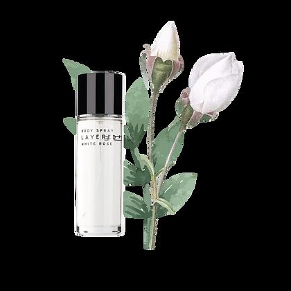Body Spray 100ml - White Rose