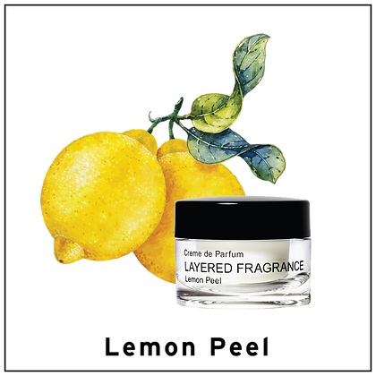 Creme de Parfum - Lemon Peel