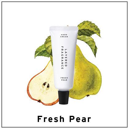 Hand Cream - Fresh Pear