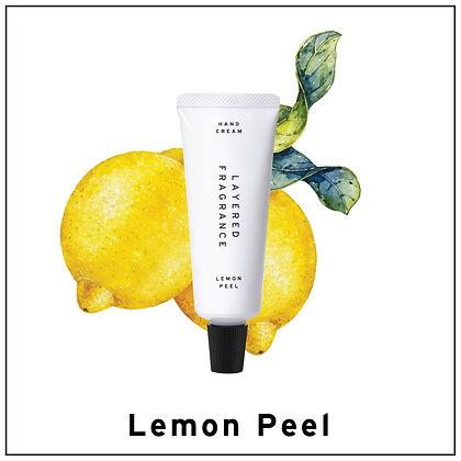 Hand Cream - Lemon Peel