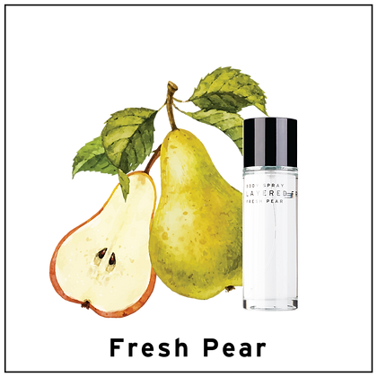 Body Spray 100ml - Fresh Pear