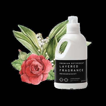 Premium Detergent - Rose & Muguet