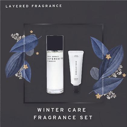 Winter Care Fragrance Set