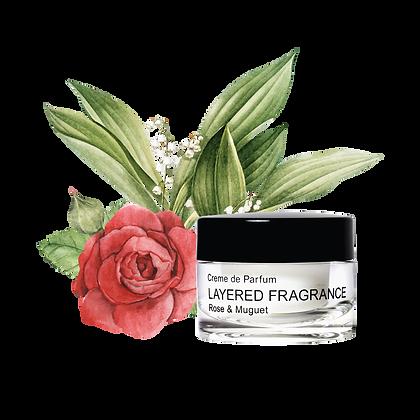 Creme de Parfum - Rose & Muguet