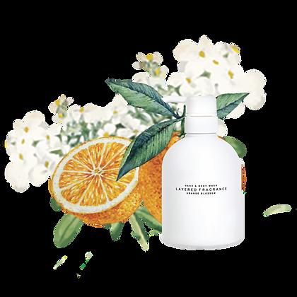 Hand & Body Wash - Orange Blossom