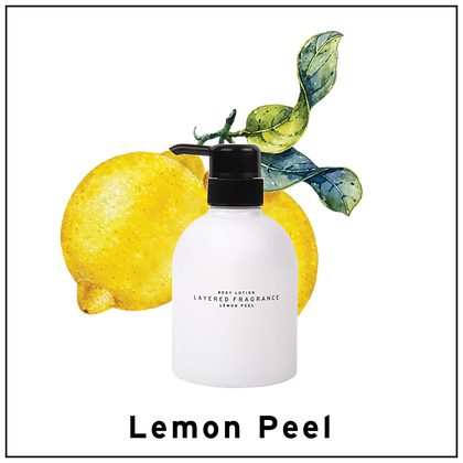 Body Lotion - Lemon Peel