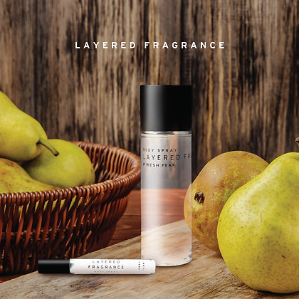 Fresh Pear Special - Body Spray Set
