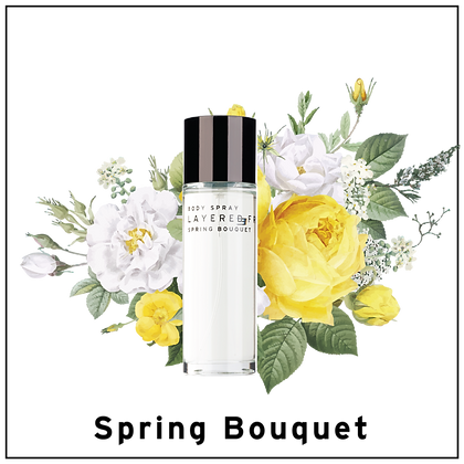 Body Spray 100ml - Spring Bouquet