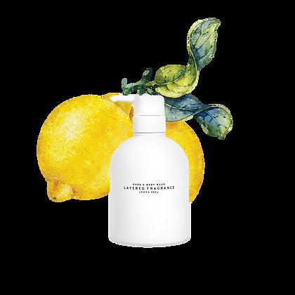 Hand & Body Wash - Lemon Peel
