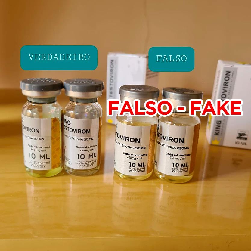 FALSIFICADO