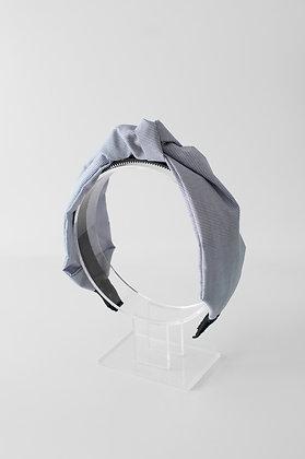 קשת קשר -פסים כחול לבן