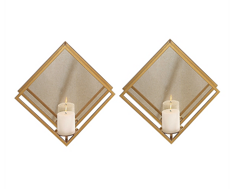 Uttermost Zulia Candle Sconce (Set of 2)